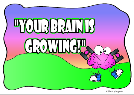 growth mindset comments for kids
